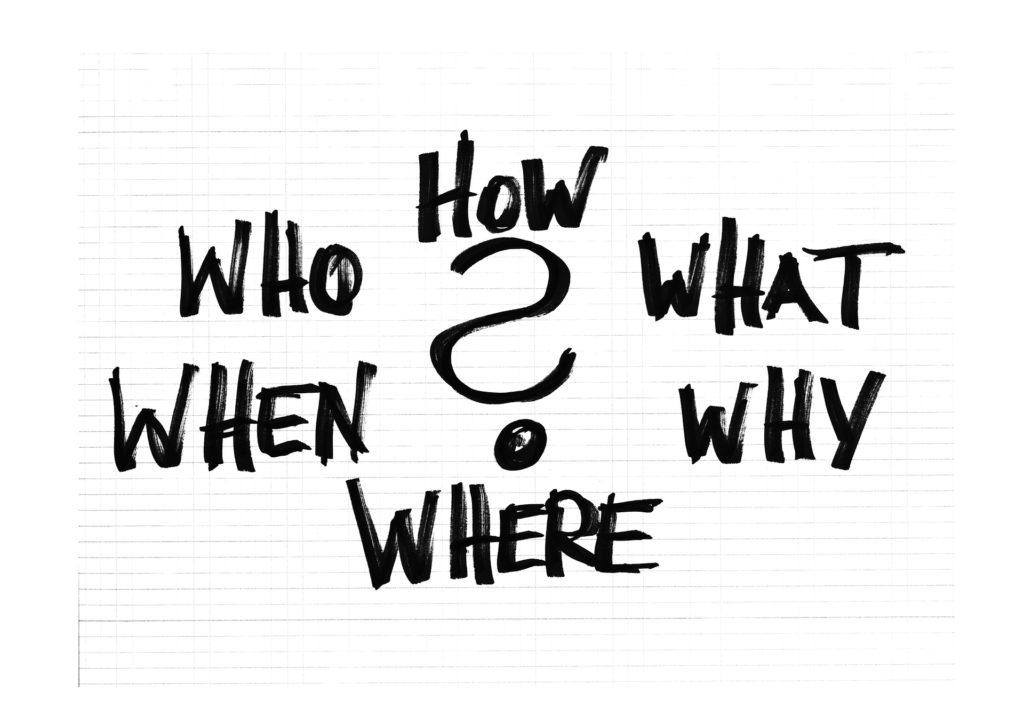 shopper research questions